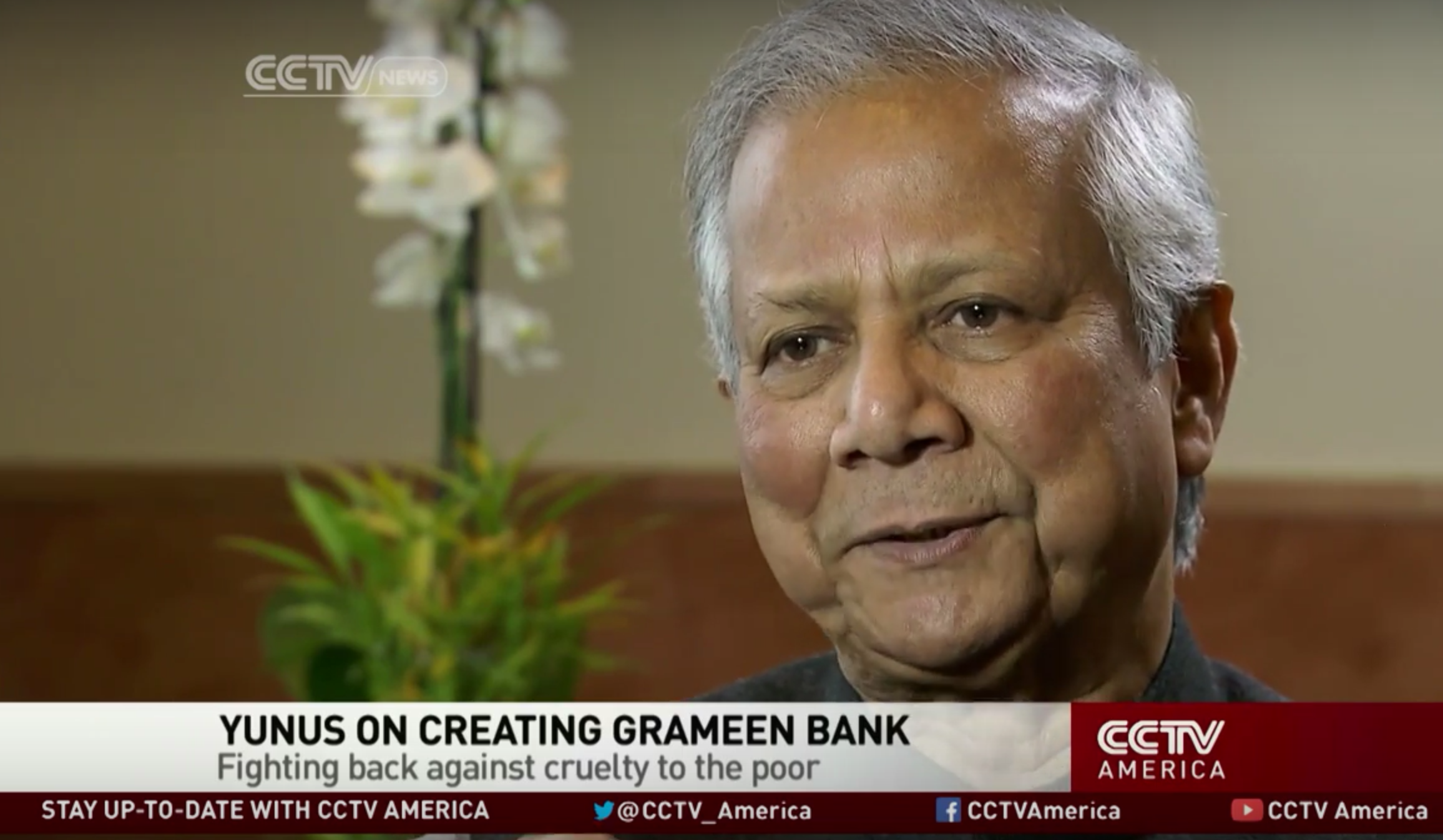 a look into muhammad yunus establishment of the grameen bank Contracts and loans to her longtime friend and clinton foundation donor muhammad yunus of yunus and grameen bank when the look into possible.